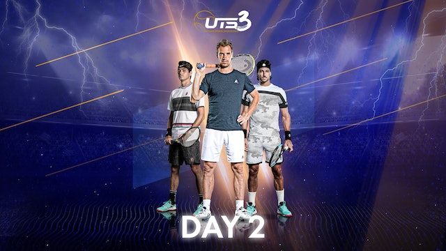UTS3 - REPLAY DAY 2