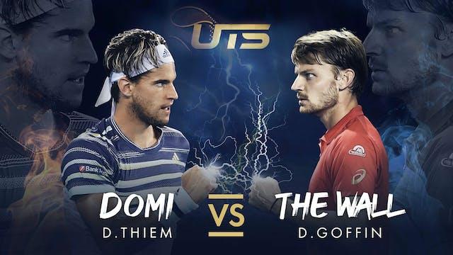 Day 5 - THIEM vs GOFFIN