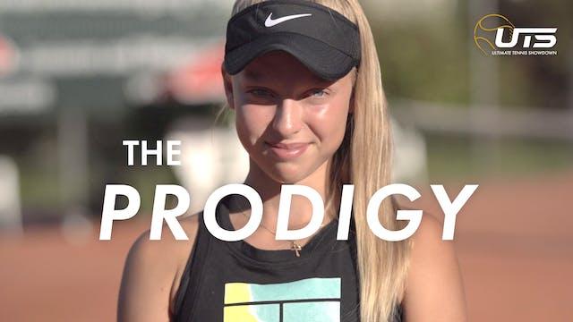 BRENDA FRUHVIRTOVA: THE PRODIGY