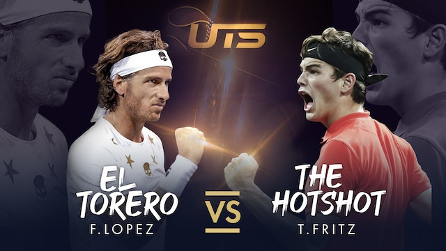 Replay Day 2 - Fritz vs Lopez