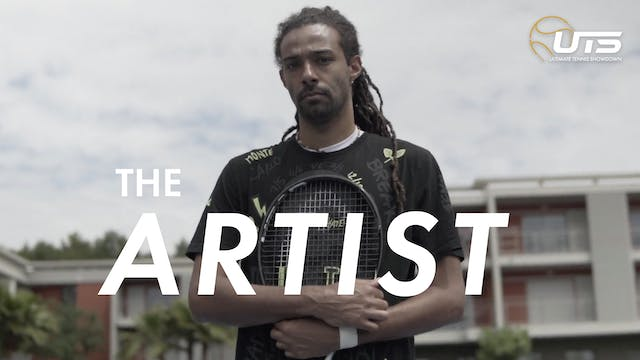 DUSTIN BROWN: THE ARTIST