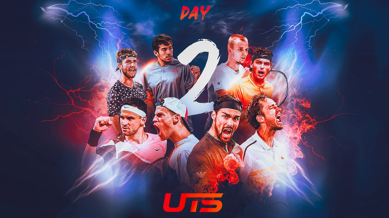 UTS4 - HIGHLIGHTS DAY 2