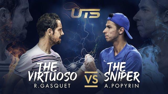 GASQUET VS POPYRIN