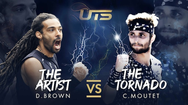 Day 5 - BROWN vs MOUTET