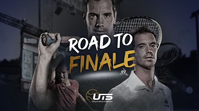 ROAD TO FINAL: GASQUET