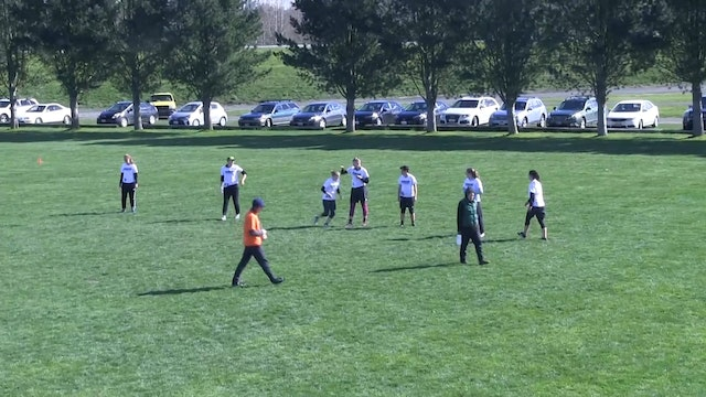 Northwest Challenge 2018: #4 Oregon v #11 Western Washington (W Quarterfinal)