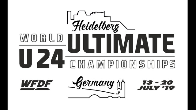 U24 World Championships 2019 (Women's/Men's/Mixed)