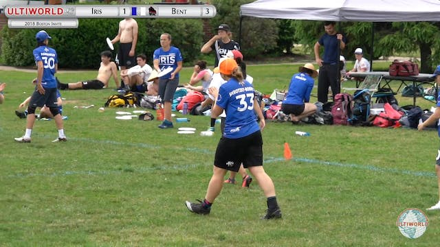 Boston Invite 2018: Iris v Bent (W Se...