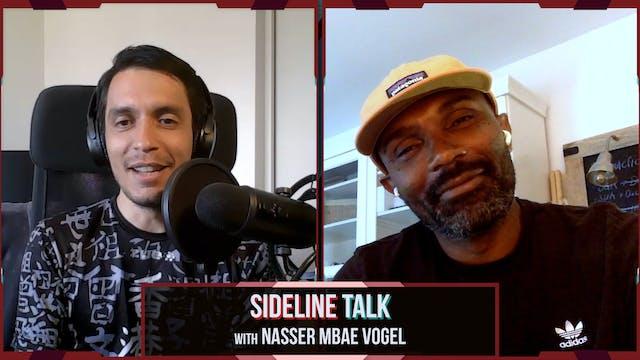 Sideline Talk Episode 41: Nasser Mbae Vogel