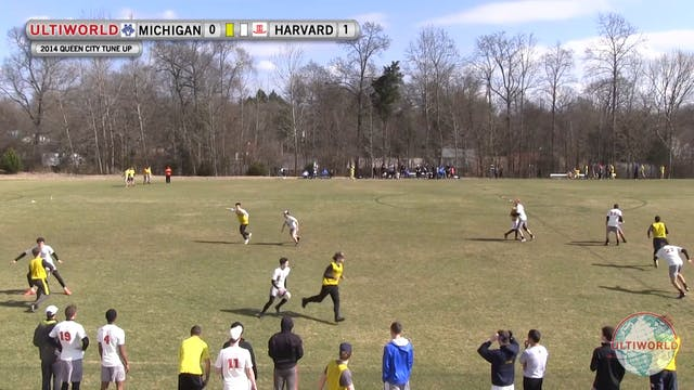 Harvard vs. Michigan | Men's Semifina...