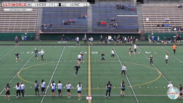 UCSD vs. North Carolina | Women's Poo...