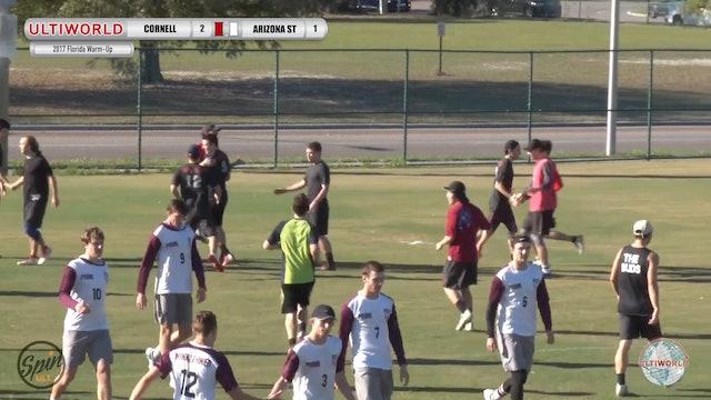 Cornell vs. Arizona State | Men's Match Play | Florida Warm Up 2017