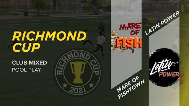 Mare of Fishtown vs. Latin Power | Mixed Pool Play