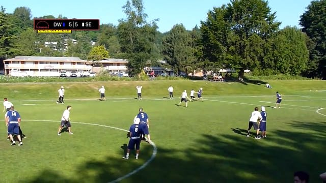 Doublewide vs. Sockeye | Men's Pool P...