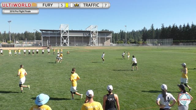 Fury vs. Traffic | Women's Pool Play ...
