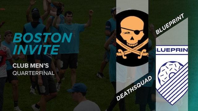 Deathsquad vs. Blueprint | Men's Quarterfinal