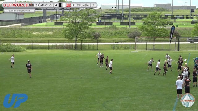 HSNI 2018: Catholic v. Columbia (B)