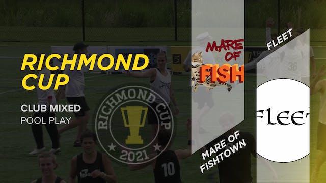 Mare of Fishtown vs. Fleet | Mixed Pool Play