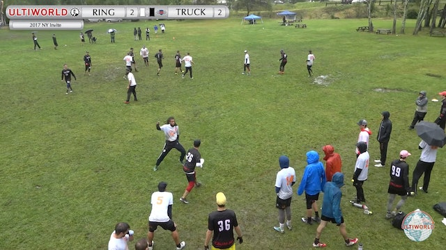 Ring of Fire vs. Truck Stop | Men's Final | NY Invite 2017