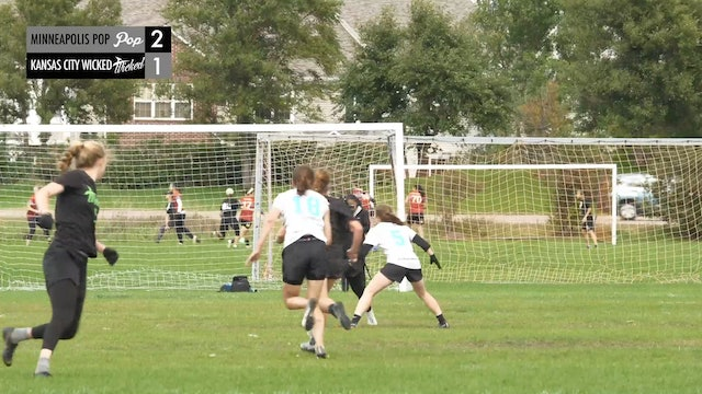 Pop vs. Wicked | Women's Final | North Central Regionals 2019