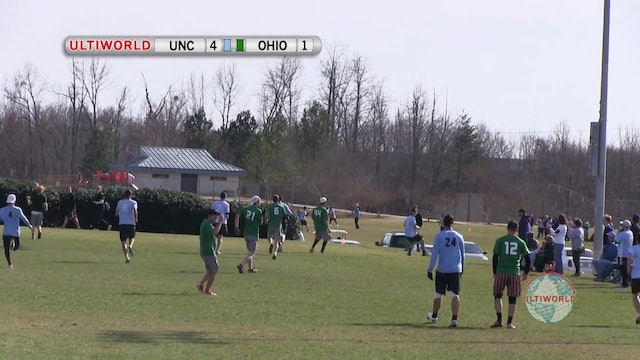North Carolina vs. Ohio | Men's Final | Queen City Tune Up 2013