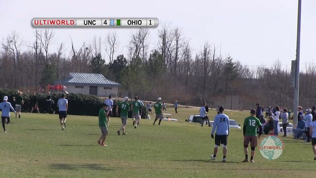 North Carolina vs. Ohio | Men's Final...