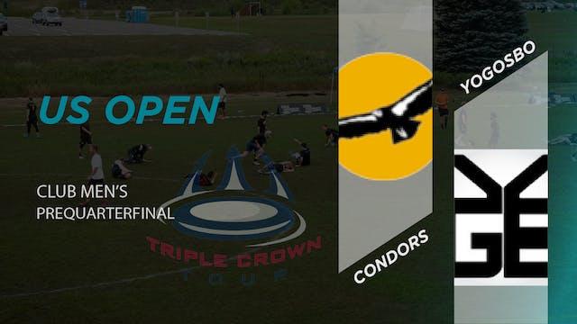 Condors vs. Yogosbo | Men's Prequarterfinal