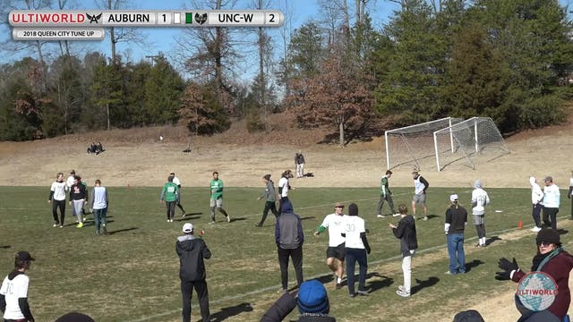 Auburn vs. UNC Wilmington | Men's Poo...