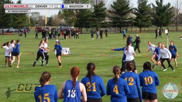 Madison West vs. Denver East | Girl's...