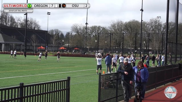 Oregon vs. Oregon State | Women's Fin...
