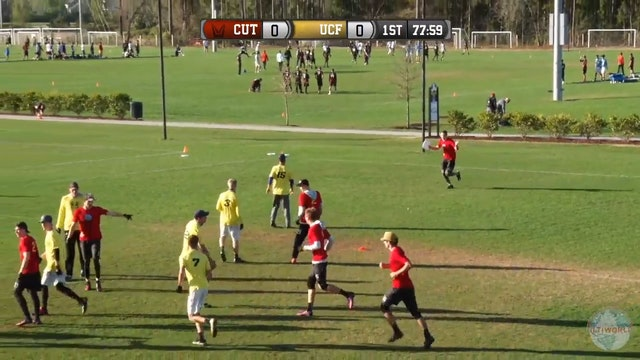 Easterns 2017: Carleton v. Central Florida (M Pool)