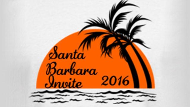 Santa Barbara Invite 2016