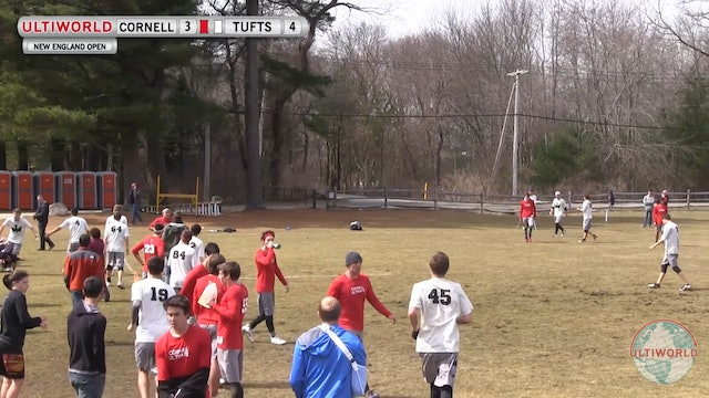 New England Open 2013: Cornell vs Tufts (M Quarter)