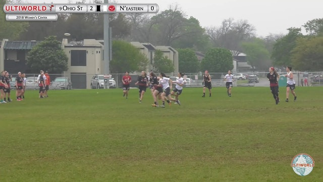 Women's Centex 2018: Ohio State v Northeastern (Quarter)
