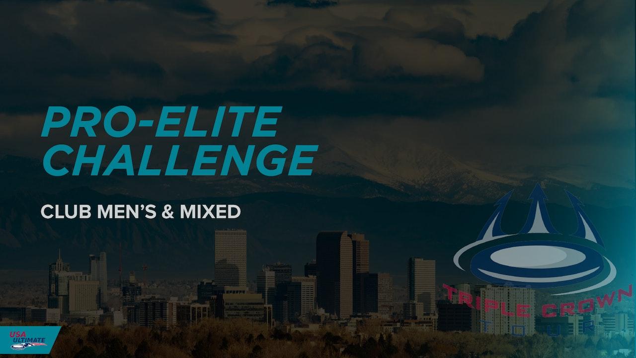 Pro-Elite Challenge 2021