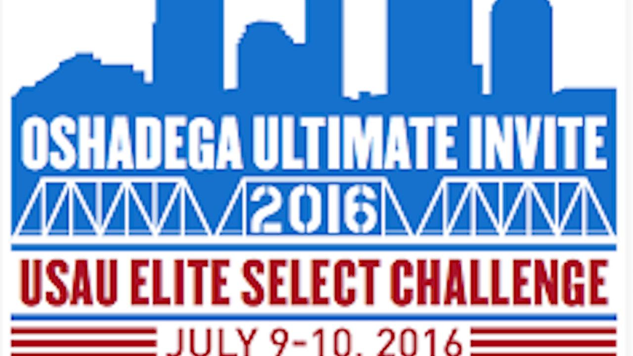 Elite-Select Challenge 2016