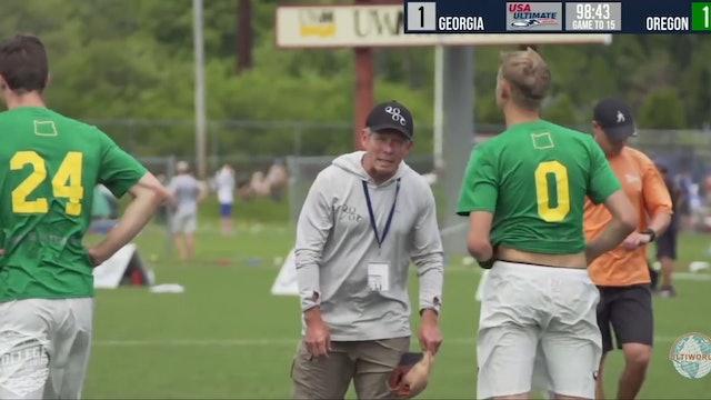 Fuego: Oregon Ego [Pt. II]