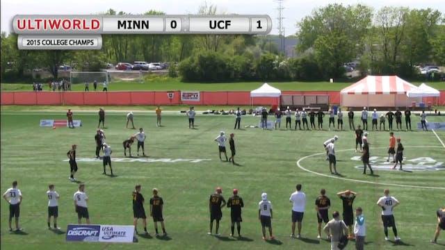 Central Florida vs. Minnesota | Men's...