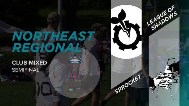 League of Shadows vs. Sprocket | Mixed Semifinal