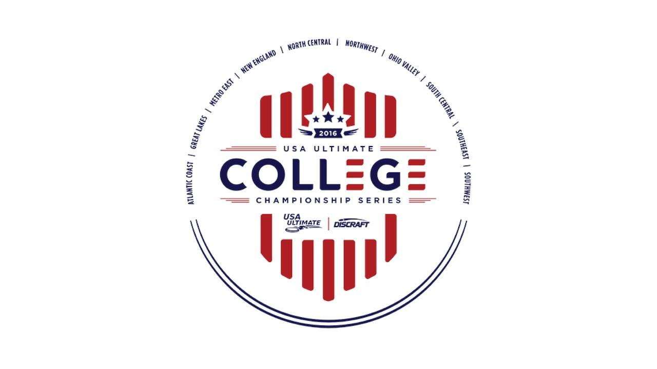 College | 2016 Season