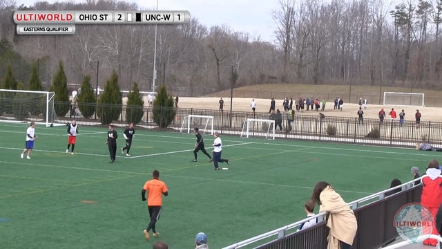 Eastern's Qualifier 2013: Ohio State vs UNC-Wilmington (M)