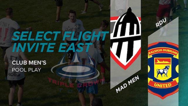 Mad Men vs. Raleigh Durham United | Men's Pool Play