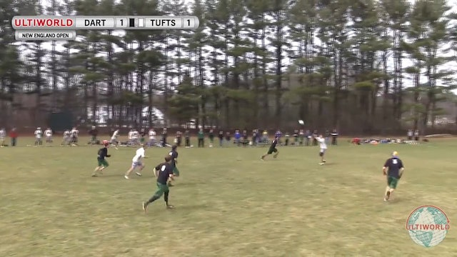 New England Open: Tufts vs Dartmouth (M Semi)