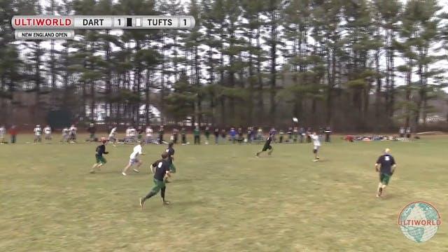 Tufts vs. Dartmouth | Men's Semifinal...