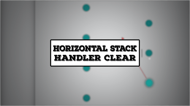 Pull Plays Episode 5: Horizontal Stack - Handler Clearance