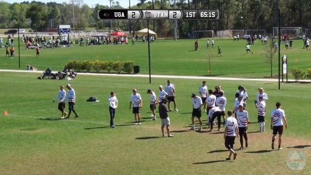 Easterns 2017: Georgia v. Stanford (M Pool)