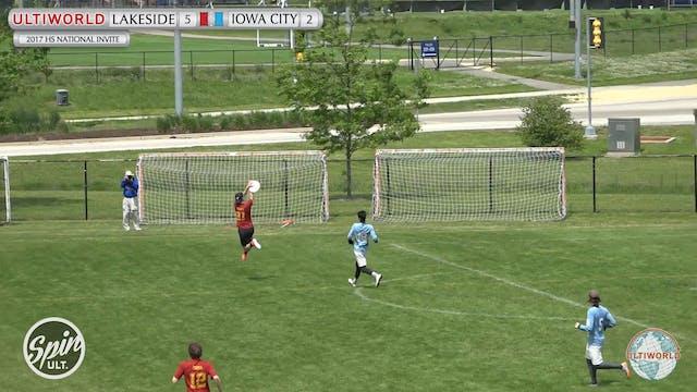 Lakeside vs. Iowa City | Boy's Pool P...