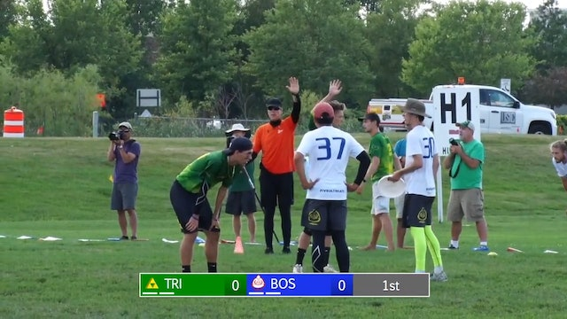 Triforce vs. BUDA | U20 Boy's Final | Youth Club Championships 2017