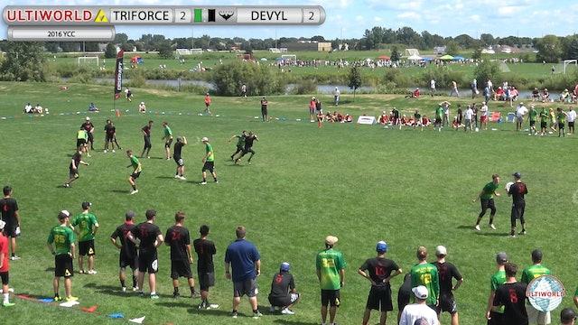 Triforce vs. DEVYL | Boy's Final | Youth Club Championship 2016