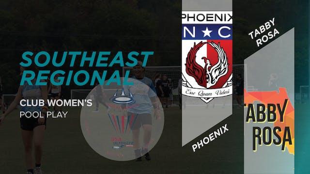 Phoenix vs. Tabby Rosa | Women's Pool Play
